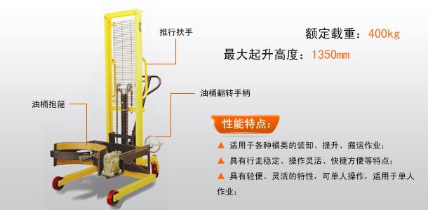 适合油桶规格 mm 55加仑